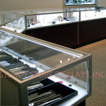 Showcases for Retail Stores