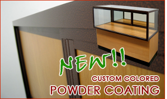 powder coat showcase