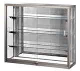 Glass Display Case for Counters